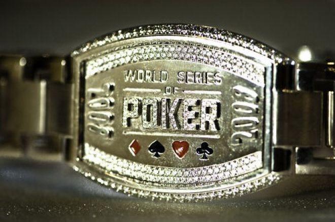 Le bracelet du Main Event WSOP 2008