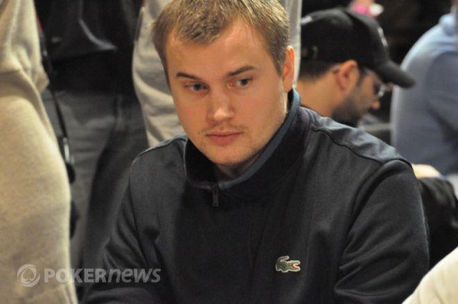 Kent Lundmark vidare till dag 4 PokerStars EPT Barcelona