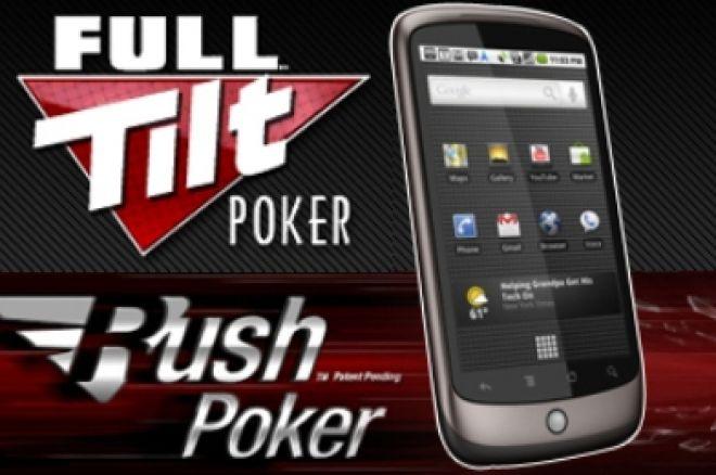 Rush Poker Mobile и покер навсякъде