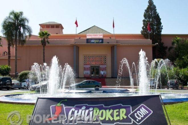 World Poker Tour Marrakech, Day 1a: Homann and Levi Set the Pace 0001