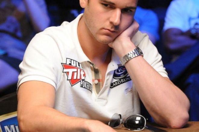 David Benefieldille suuret tappiot Full Tilt Pokerilla 0001