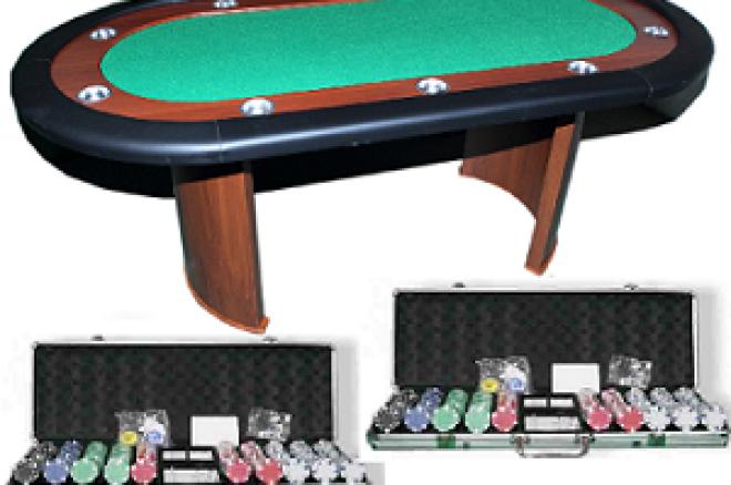 mesa y maletin sorteo poker