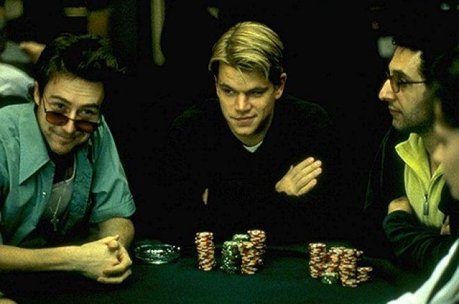 Niezbyt serio: poker w filmach 0001