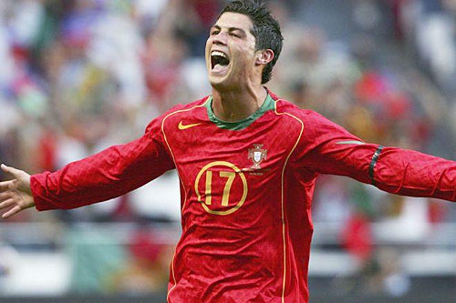 Cristiano Ronaldo a pókerben is profi 0001