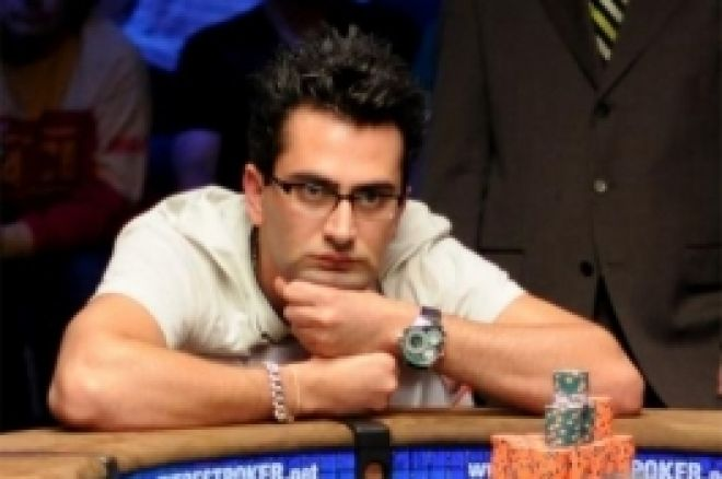 WPT - Five Diamond World Poker Classic - Antonio Esfandiari leder etter dag 4. 0001