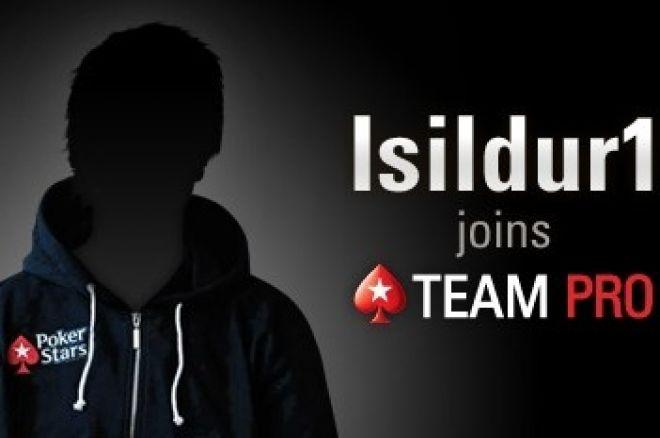 Isildur1 je novým členem Team PokerStars Pro 0001