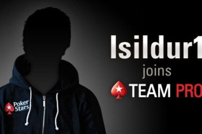 PokerStars podpisuje kontrakt z Isildurem1! 0001
