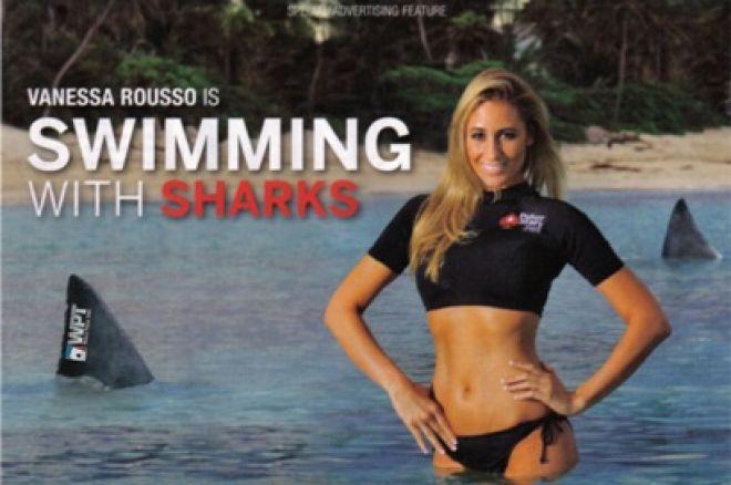 Vanessa Rousso изядена от WPT акулите