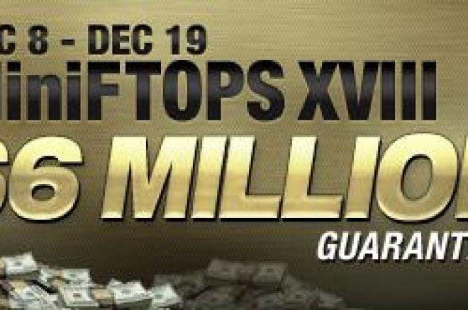Vypukla série MiniFTOPS na Full Tilt Pokeru 0001
