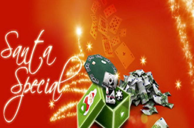 Vložte €30 a získejte místo ve €5000 Super Santa box finále 6. ledna! 0001