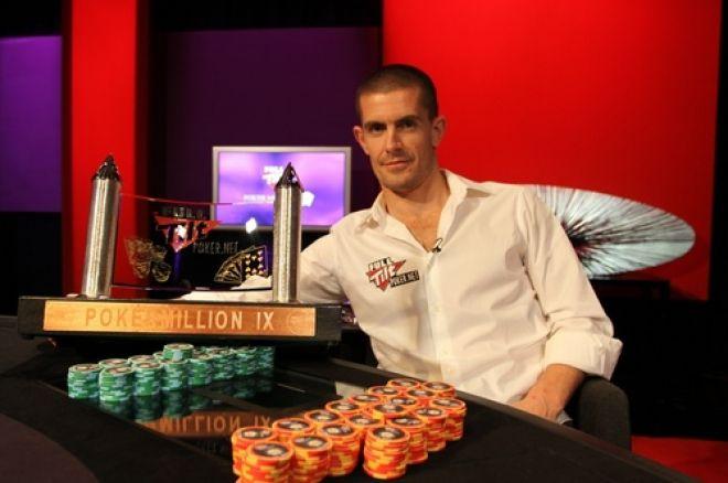 Gus Hansen vyhrál $1 milion 0001