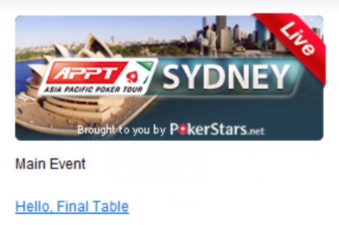 APPT Sydney 2010
