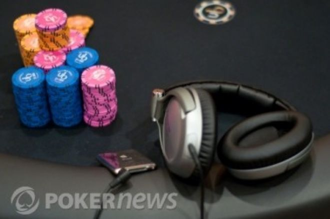 PokerNews Strategy Prøvevideo: Mental Coach Jamie Glazier 0001