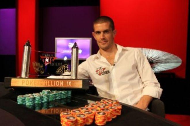 Gus Hansen Full Tilt Poker Million IX-turnauksen voittoon 0001