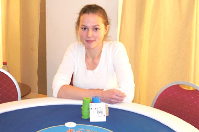 Eesti Naiste Pokkeriliiga 2010 võitis Kaisa Soovik 0001