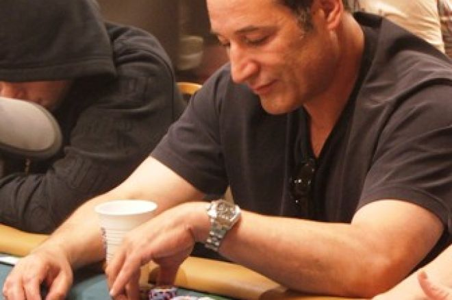 Sam Simon, The Simpson grundaren offer för pokerbedrägeri