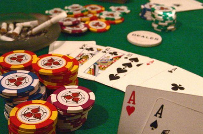 Не совсем серьёзно: Курьёзы в покере, или Смех... 0001
