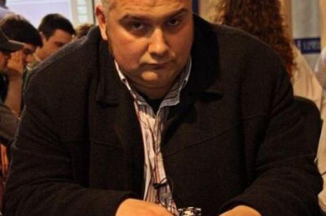 Etapa final especial de la Liga 888.com Poker La Toja: Jose Ramón Rodríguez-Posse, líder... 0001