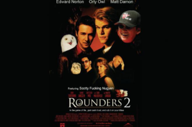 Oznámeno pokračování Rounders 0001