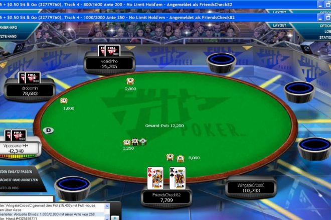 Full Tilt 90 Man KO SNG
