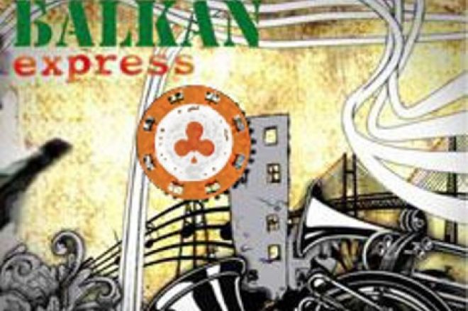 BALKAN POKER EXPRESS