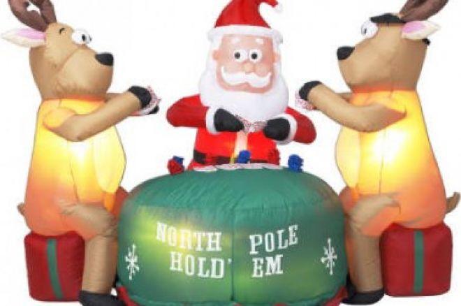 Internetinio pokerio geriausi pasiūlymai tarp Šv. Kalėdų ir Naujųjų metų 0001