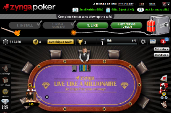 Мобилен покер: Zynga представи Android версия 0001