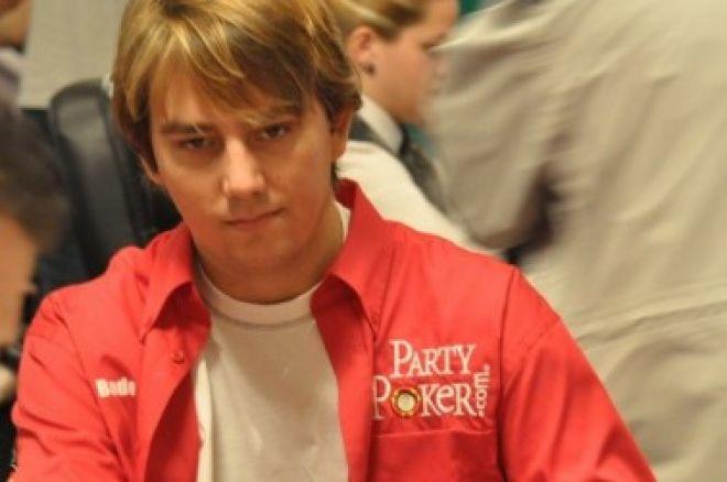 Pokerowa strategia z profesjonalistą Party Poker Bodo Sbrzesnym: Bet kontynuacyjny 0001