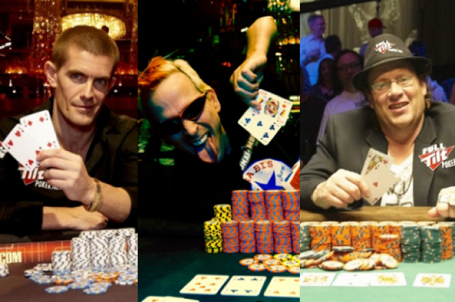 Top Ten Stories of 2010: #7, Smith, Laak, and Hansen Win Bracelets 0001