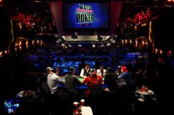 Уголок истории: Начало Мировой серии покера 0001