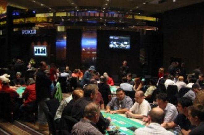 torneios poker ao vivo