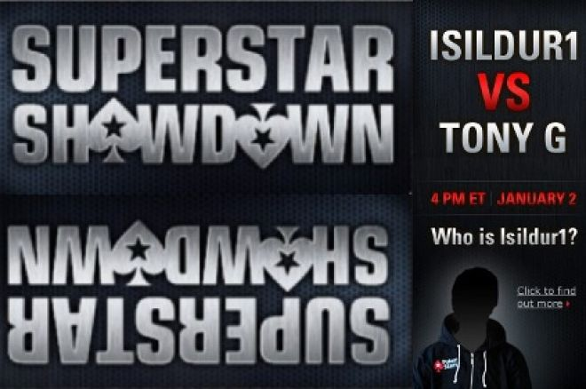 Tony G е следващият опонент на Isildur1 в SuperStars Showdown 0001