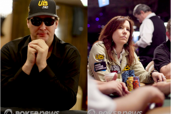 Phil Hellmuth and Annie Duke Out at UB (Updated with Exclusive Interview with Joe Sebok) 0001