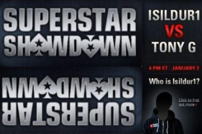 Tony G vs. Isildur1 - již dnes večer! 0001