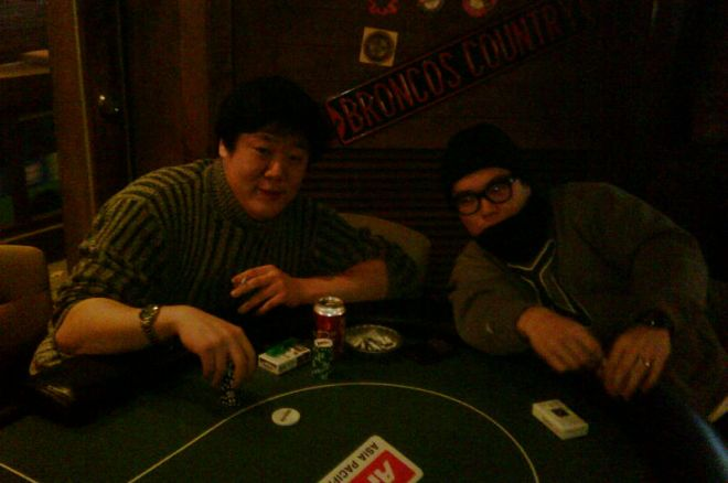 Poker Tour의 새해 첫 주! 0001