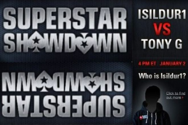 Tony G-t legyőzte Isildur a SuperStars Showdownban 0001