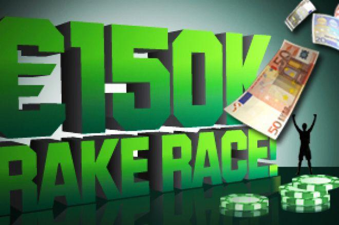 Рейк състезание за €150,000 в Унибет 0001