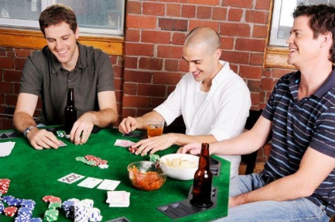 Домашна покер игра