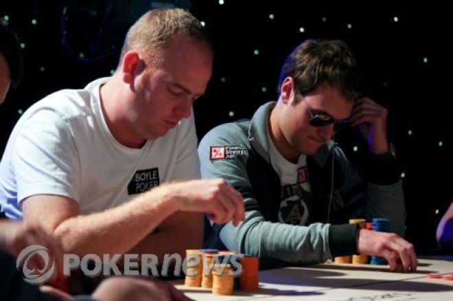 Покер блог: Марти Смит за