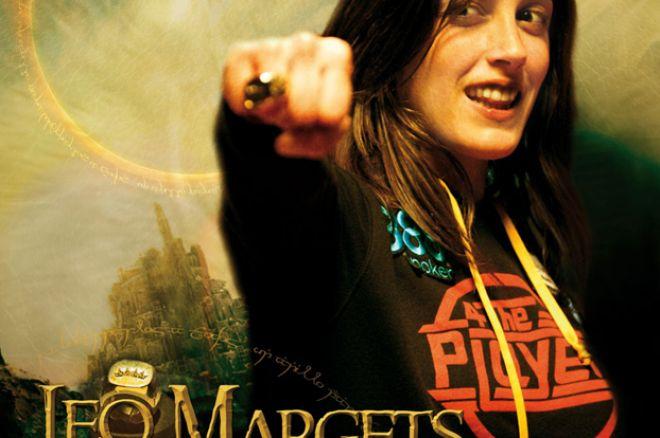 Leo Margets, portada del primero número de Planet Póquer de 2011 0001