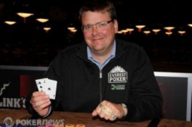 Everest Poker forlenger ikke avtalen med WSOP vinner Sigurd Eskeland 0001