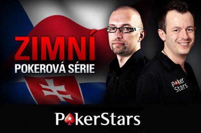 Zimní Pokerová Série na PokerStars 0001