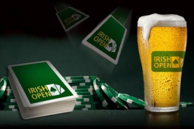 Zakwalifikuj się do Irish Open 2011, dzięki 888 Poker 0001