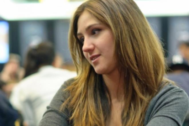 Ana Marquez leder PCA Main Event 2011 inför dag 5