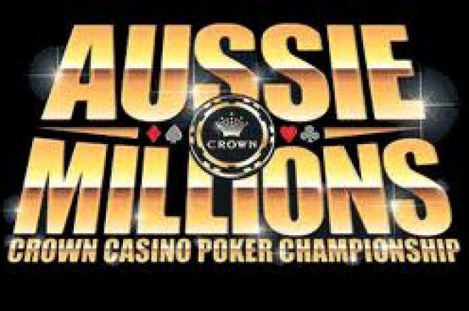 Arranca el Aussie Millions 0001