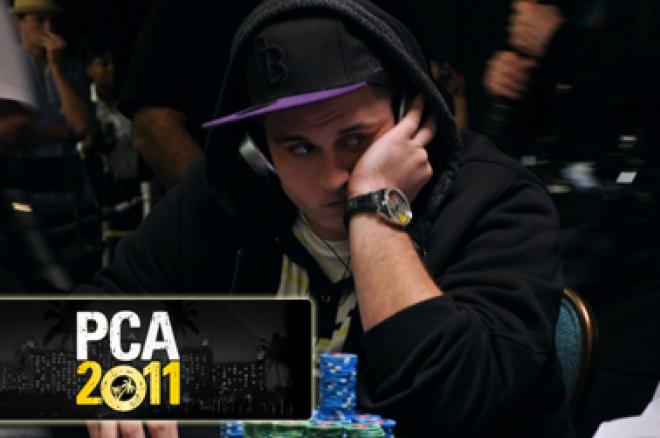PCA Main Event -  Geen Moneymaker en Marquez, wel Oliver