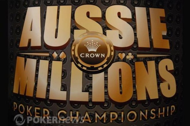 2011 Aussie Millions, Event #1: Den 1b a 1c je za námi 0001