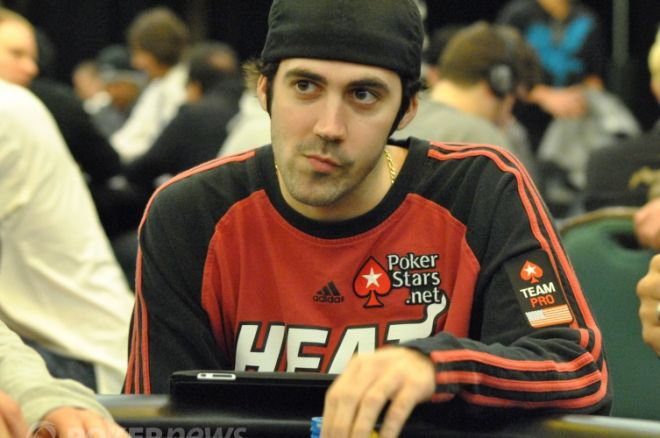 PokerStars Caribbean Adventure: Jason Mercier leder $25K High Roller med 12 igjen - Lodden... 0001