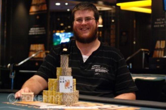 Vítězem zahajovacího turnaje Aussie Millions je Martin Drewe 0001