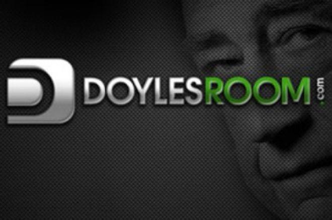 Залата на Дойл Брансън напуска мрежата на Cake Poker 0001